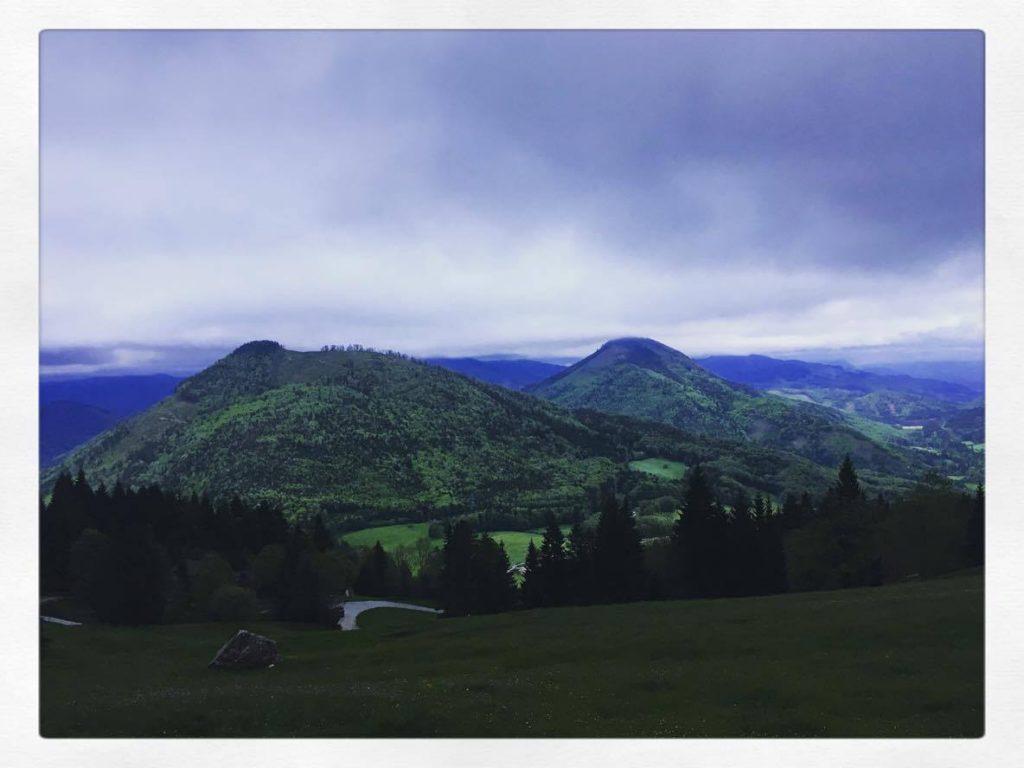 Gaisberg descent